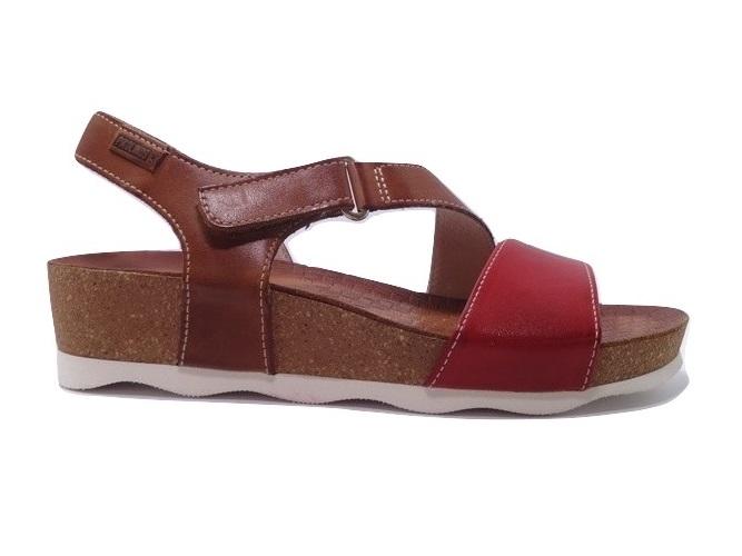 Pikolinos sandalen bruin