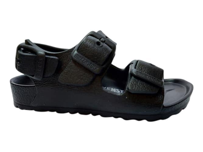 Birkenstock Sandaal Milano EVA 1009353 Zwart Smal
